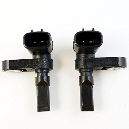 1 paire de capteurs de vitesse de roue avant et arrière ABS 89542–60050 pour Tacoma 4Runner FJ Cruiser Land Cruiser 2003 2004 2005 2006 2007 2008 2009 2010 2011 2012
