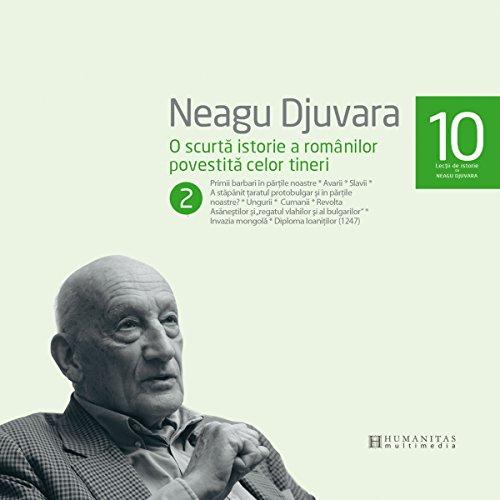 O scurtă istorie a românilor povestită celor tineri 2 audiobook cover art