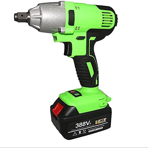 Pistola De Impacto Electrica, Kits Combinados De Llaves De Impacto De ½...