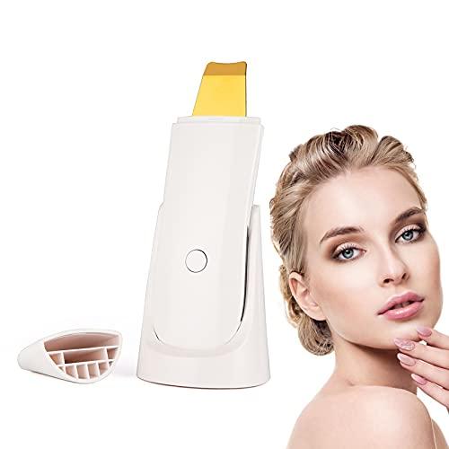 LIARTY Pulizia Viso Ultrasuoni Nano Spray, Skin Scrubber Professionale IPX6 impermeabile per La Pulizia Del Viso Rimozione di Comedone Profonda e la Cura del Viso, 4 modalità