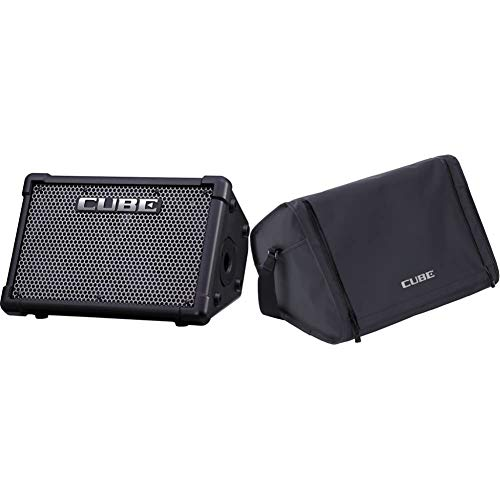 Roland CUBE Street EX amplifier with carry case
