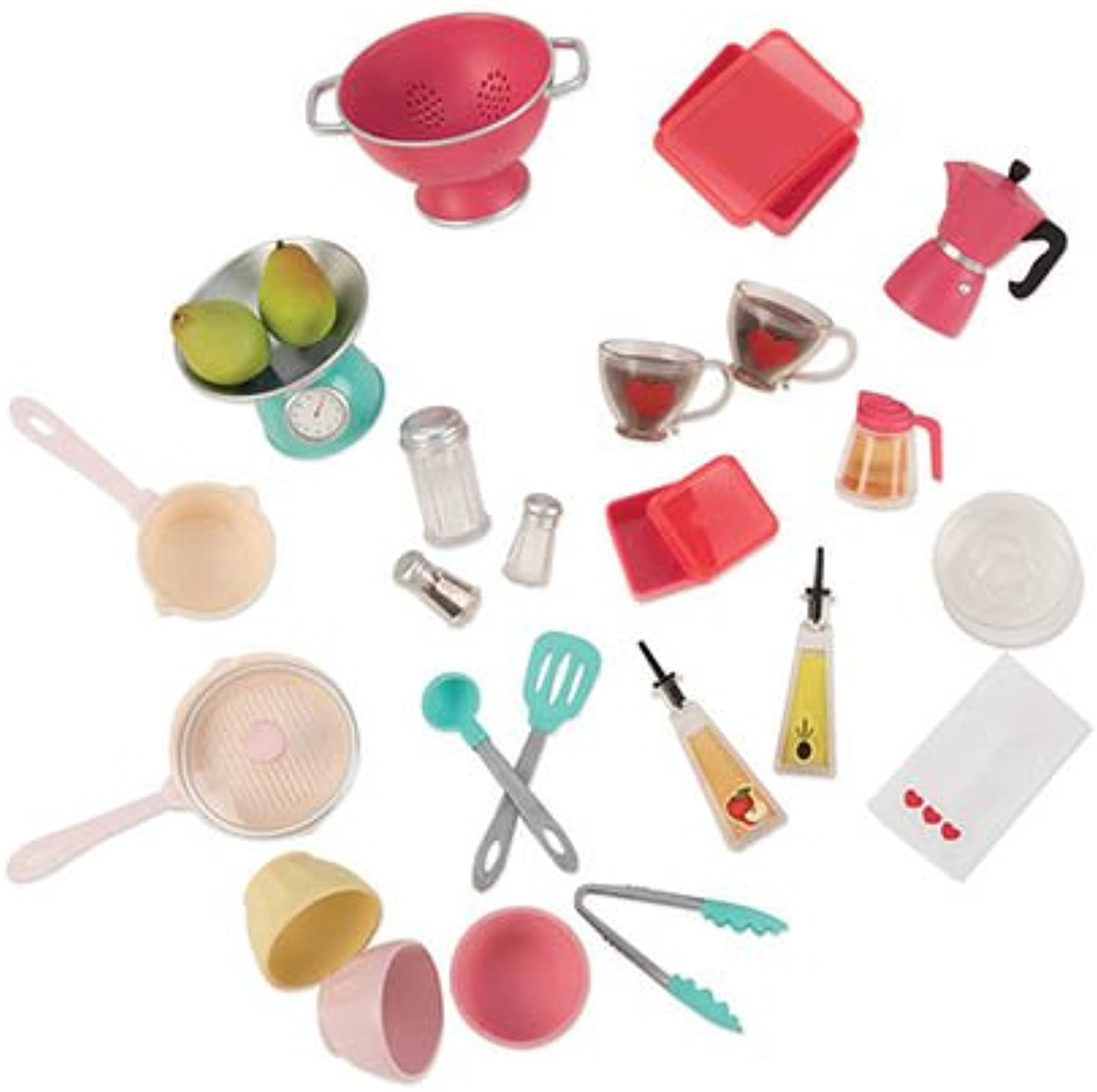 Our Generation Pegged Accessory  Cute as Pie Kitchen Playset