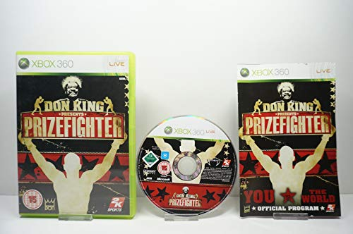 Don King Presents Prizefighter (X-Box-360)