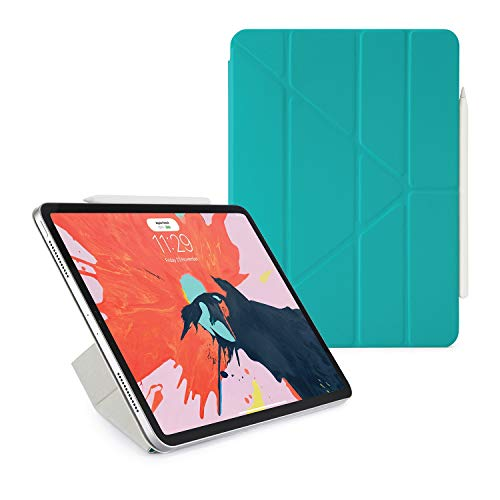 Review PIPETTO New 2018 Smooth 11 inch iPad Pro Folio Pencil Case Pencil 2 Sync and Charge Defender ...