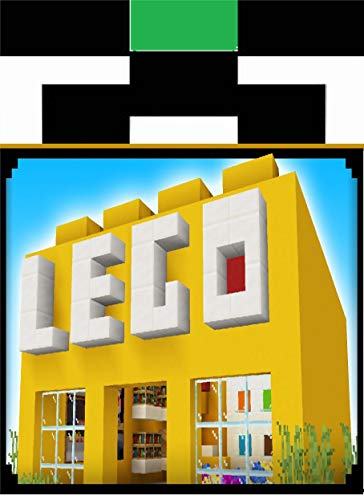 Making-a-LEGO-Store-in-Minecraft - : (Minecrafters UNOFFICIAL Screen Guide Handbook) - Comic Book, graphic novels, Build Ideas, Starter Base, Survival Building, Creative Builder (English Edition)