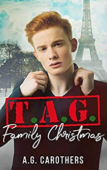 T.A.G. Family Christmas (The Assassins' Guild Book 3) by [A.G. Carothers, Samantha Santana, Maberan, Sharon Stogner]