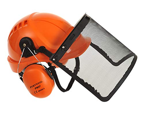 Portwest PW98 - Kit Forestal Combi, color naranja