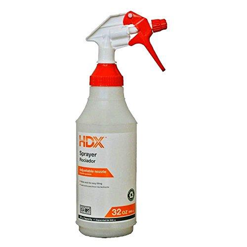 HDX FG32HD3-21 Sprayer Bottle, Semi-Transparent