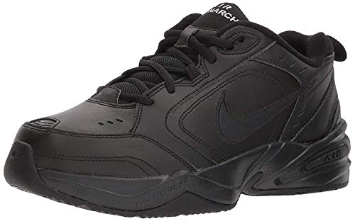 Nike Men's Air Monarch Iv Black/Ankle-High Cross Trainers - 11.5W