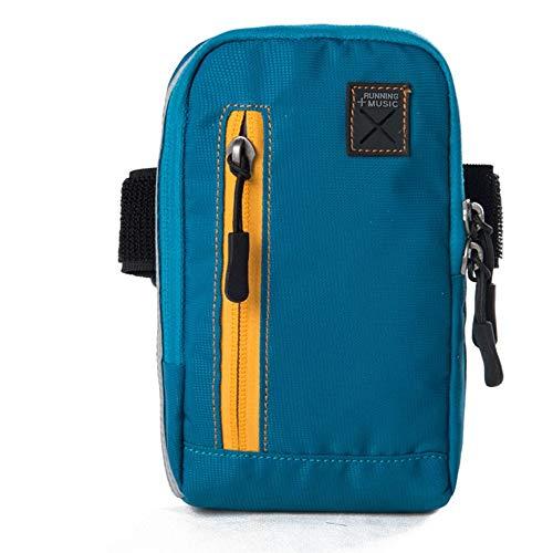 WLGGA Taille Pak Arm Tassen Voor Outdoor Hardlopen Munten portemonnee Sport Telefoon Mobiele Portemonnee Sleutelpakket Met Arm Schouderband