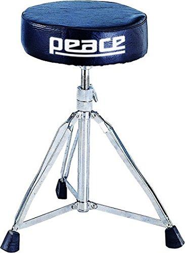 Peace Drt-107-Sgabello da batteria