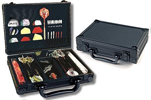 DARTS Sport Edition Dartkoffer schwarz Aluminium