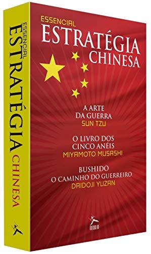 Box - O Essencial Da Estratégia Chinesa - 3 Volumes