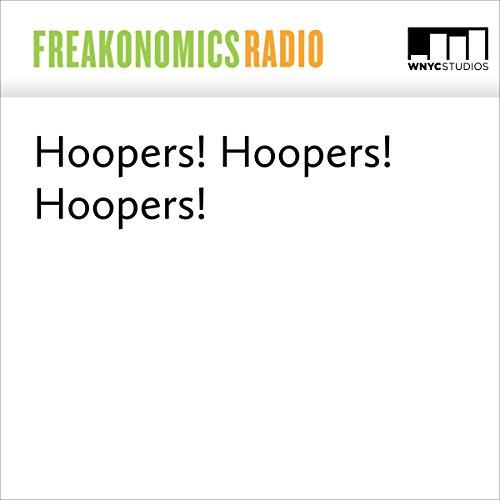Hoopers! Hoopers! Hoopers! audiobook cover art