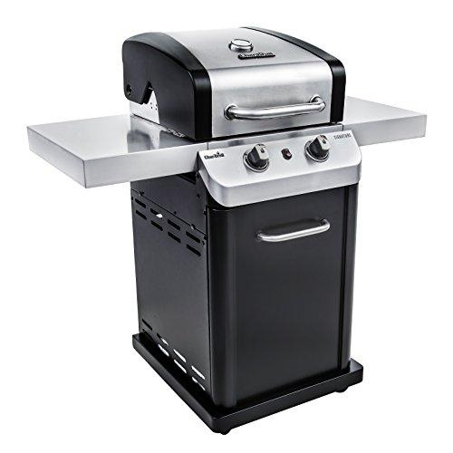 Char-Broil Signature 350 2-Burner Cabinet Liquid Propane Gas Grill