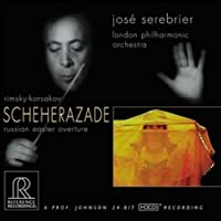 Rimsky-Korsakov: SCHEHERAZADE by London PO/Serebrier (1999-10-12)