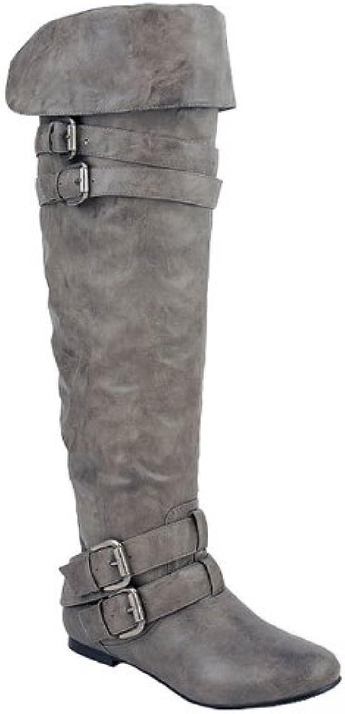 Twin Tigers Women Vickie-16 Hi Boots