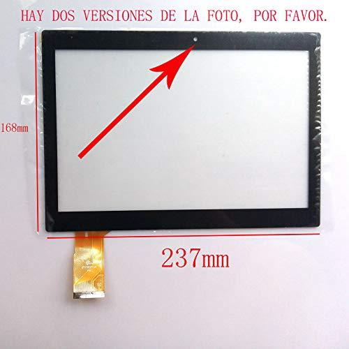 Negro Color EUTOPING  De Nuevo 10.1 Pulgadas Pantalla tactil Digital La sustitución de para 10.1' STOREX eZee Tab10Q16S