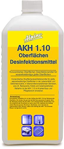 1 L AKH 1.10 Oberflächen Desinfektionsmittel