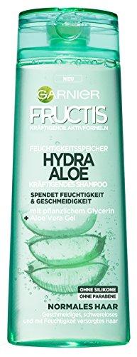 Garnier Fructis Hydra Aloe kraeftig endes Shampoo Umidità memoria (3X 300ML)