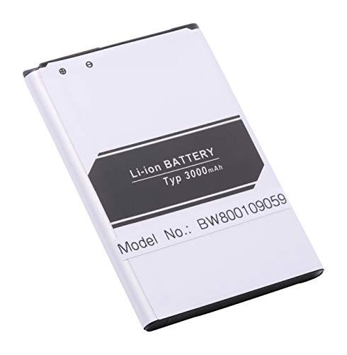 vhbw Li-Ion Akku 3000mAh (3.85V) für Handy Smartphone Telefon LG H540, H540T, G Stylus HDTV Dual SIM, G4 Stylus, P1s wie BL-51YF, EAC62858501.