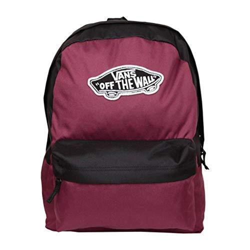 Vans Realm Rucksack Casual Daypack, Violett (Prune-black) (Violett) - VN0A3UI6TQR