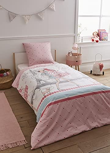 copripiumino 90x200 cotone Parure da letto per bambini