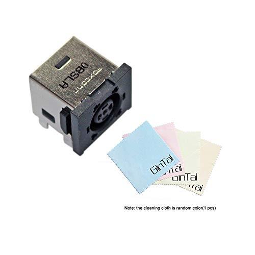 Gintai Austausch des Ladeanschlusses des DC-Buchsensteckers für Dell Alienware M14X R1 M14X R2 P01E M18X X51 18 (ALW18D-4788)