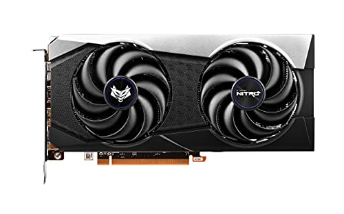 SAPPHIRE - Nitro e AMD Radeon™, Scheda video RX 6600 XT, Gaming OC, 8 GB, GDDR6 HDMI/DP triplo