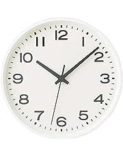 無印良品 指針式手表?大 白色 MJ-ACLW2 44275689