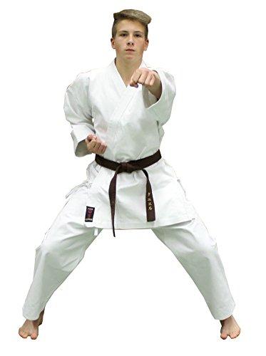 S.B.J - Sportland Kata Karateanzug Nippon Kata, 14 OZ, 140 cm