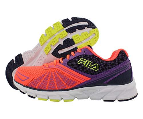 Fila Memory Electro Volt 2 Womens Shoes Size 9, Color: Orange