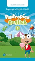 Poptropica English American Edition 1 Student PEP Access Card