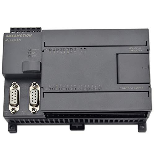 1 paquete PLC Compatible con S7-200CN CPU224XP 14I/10O 2AI 1AO AC/DC/RLY 6ES7 214-2BD23-0XB8