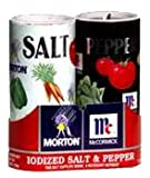 Morton's Salt, Mccormick Pepper Pack, 5.25Ounce Shakers, Garden, Home, Garden, Lawn, Maintenance