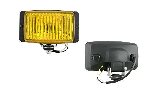 Nebelscheinwerfer Gelb Yellow 12/24V Universal