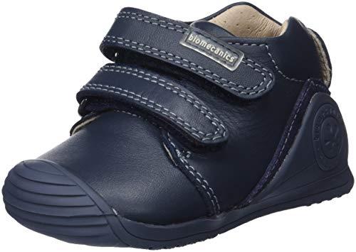 Biomecanics Baby Jungen 161141 Stiefel, Blau (161141/A/Amz Azul Marino (Sauvage), 19 EU
