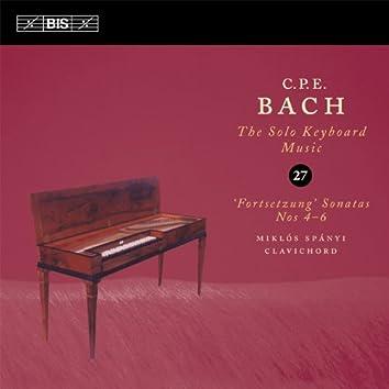 C.P.E. Bach: Solo Keyboard Music, Vol. 27
