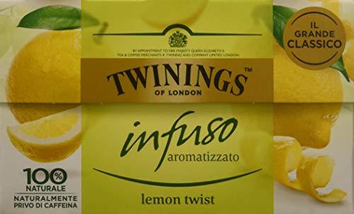 Twinings Infusi Lemon Twist - 120 Filtri