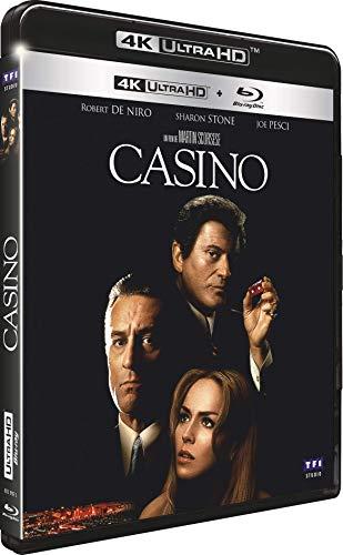 Casino [4K Ultra HD + Blu-Ray]