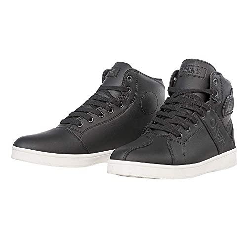 O'NEAL | Freizeit-Schuhe | Adventure Enduro | Wasserabweisend, ideal für kalte Wetterverhältnisse, reflektierende Applikationen | RCX WP Urban Shoe | Erwachsene | Schwarz | Größe 41
