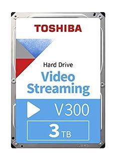 Toshiba BULK V300 Video Streaming Hard Drive 3TB (HDWU130UZSVA) (B07CVLSTVZ) | Amazon price tracker / tracking, Amazon price history charts, Amazon price watches, Amazon price drop alerts