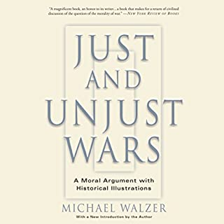 Just and Unjust Wars cover art