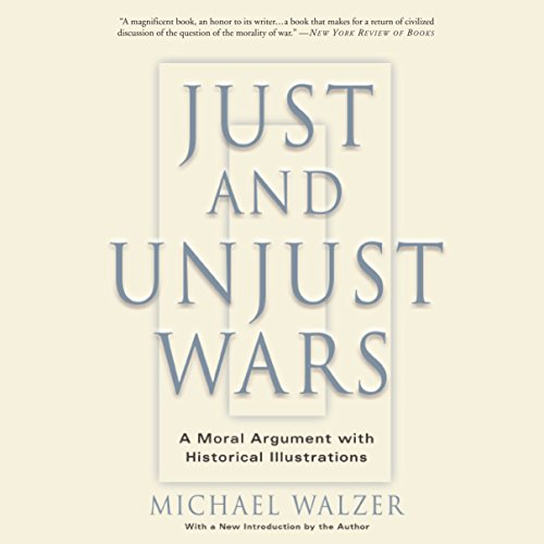 Just and Unjust Wars audiobook cover art
