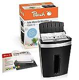 Peach PS600-10A Partikelschnitt Aktenvernichter inkl....