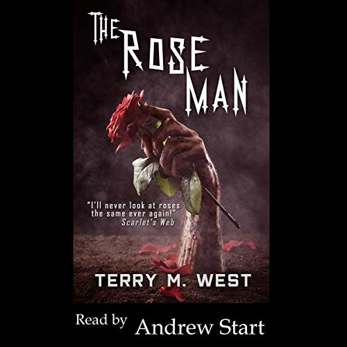 The Rose Man audiobook cover art