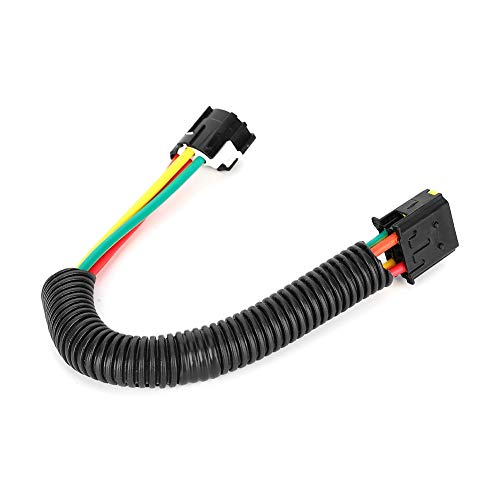 Nicoone Arnés de Cables para Interruptor de Encendido 7701471220 Apto para Thalia/Clio/Scenic