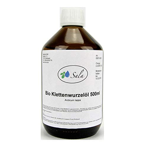 Sala Klettenwurzelöl bio Wirkstofföl 500 ml