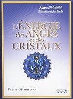 L'énergie des anges et des cristaux - Avec 54 cartes oracle de Jane Marin