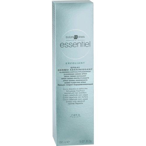 Essentiel–Spray Dermo assainissant–Cuero cabelludo con carretes–150ml